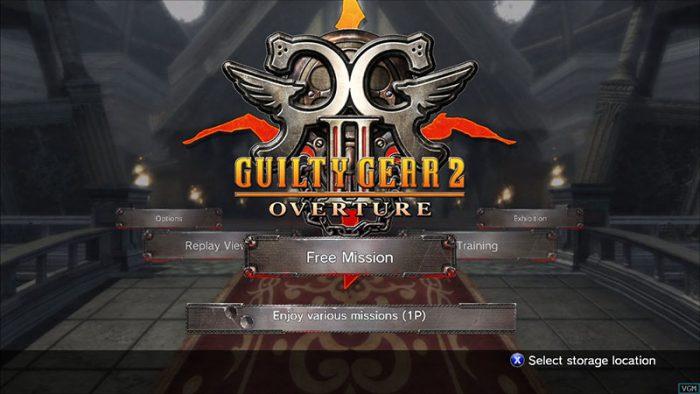 خرید بازی Guilty Gear 2 Overture برای XBOX 360