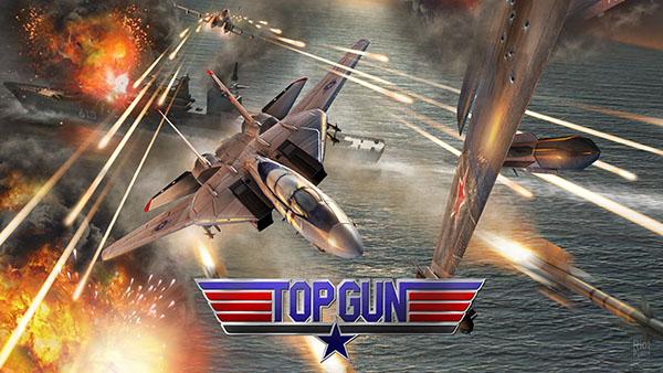 خرید بازی Top Gun Hard Lock برای PS3