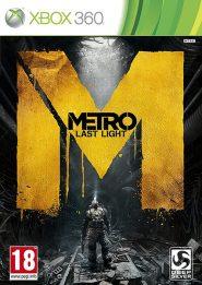 خرید بازی Metro Last Light برای XBOX 360