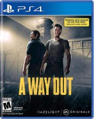 خرید بازی A Way Out یک راه خروج برای PS4