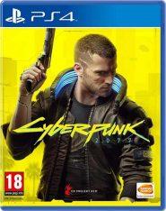 خرید بازی Cyberpunk 2077 سایبرپانک برای PS4