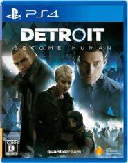 خرید بازی Detroit: Become Human دیترویت برای PS4