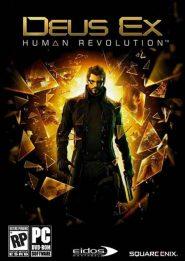 خرید بازی Deus Ex Human Revolution برای PC
