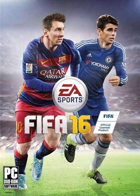 خرید بازی FIFA 16 فیفا ۱۶ برای کامپیوتر