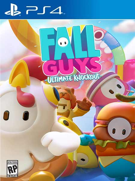 خرید بازی Fall Guys فال گایز برای PS4