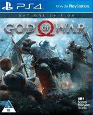 خرید بازی GOD OF WAR 4 گاد آف وار 4 برای PS4