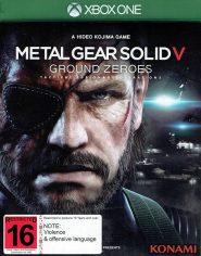 خرید بازی Metal Gear Solid V: Ground Zeroes برای ایکس باکس 360