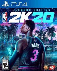 خرید بازی NBA 2K20 ان بی ای 20 برای PS4