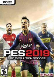 خرید بازی PES 2019 فوتبال 2019 برای PC