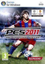 خرید بازی Pro Evolution Soccer 2011 فوتبال 11 برای PC