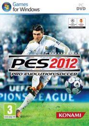 خرید بازی Pro Evolution Soccer 2012 فوتبال حرفه ای برای PC