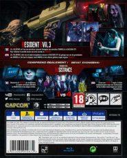 خرید بازی Resident Evil 3 رزیدنت اویل 3 برای PS4