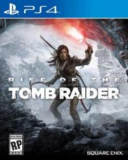 خرید بازی Rise of the Tomb Raider برای PS4