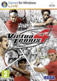 خرید بازی Virtua Tennis 4 برای PC