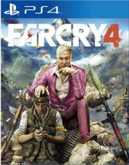 خرید بازی Far Cry 4 فارکرای 4 برای PS4
