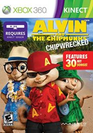 خرید بازی Alvin and the Chipmunks Chipwrecked برای XBOX 360