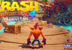 sh- Crash Bandicoot 4