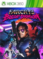 خرید بازی Far Cry 3 Blood Dragon فارکرای 3 برای XBOX 360