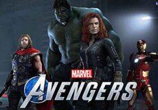 sh- Marvels Avengers