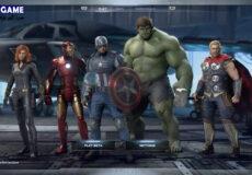 sh Marvels Avengers