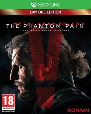 خرید بازی Metal Gear Solid V The Phantom Pain برای ایکس باکس 360