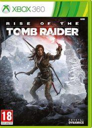 خرید بازی Rise of the Tomb Raider برای XBOX 360