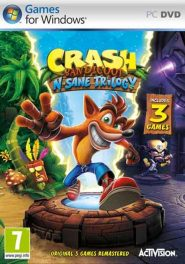 خرید بازی Crash Bandicoot N Sane Trilogy برای PC