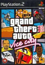 خرید بازی GTA Vice City جی تی ای برای PS2