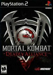 خرید بازی Mortal Kombat Deadly Alliance برای PS2