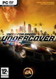 خرید بازی Need For Speed Undercover نیدفوراسپید برای PC