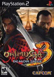 خرید بازی Onimusha 3 Demon Siege اونیموشا برای PS2