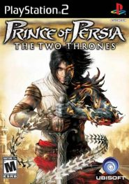 خرید بازی Prince of Persia 3 The Two Thrones برای PS2