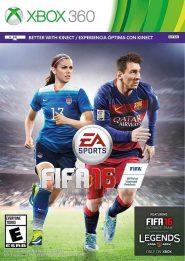خرید بازی فیفا 2016 برای ایکس باکس 360