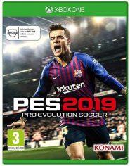 خرید بازی PES 2019 برای XBOX 360