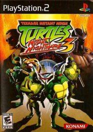 خرید بازی TMNT 3 لاکپشتهای نینجا 3 برای PS2