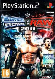 خرید بازی WWE Smackdown vs Raw 2011 برای PS2