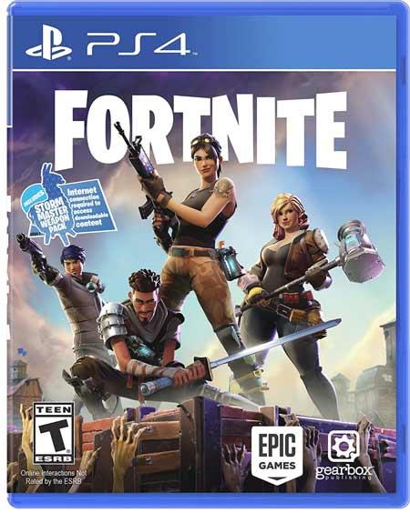 خرید بازی Fortnite فورتنایت برای PS4