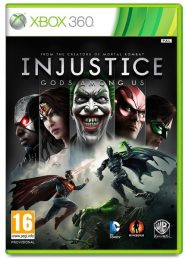 خرید بازی Injustice Gods Among Us برای XBOX 360