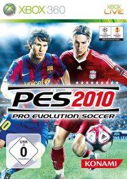 خرید بازی PES 2010 برای XBOX360