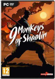 خرید بازی 9 Monkeys of Shaolin برای کامپیوتر