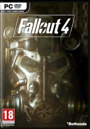 خرید بازی فالوت FALLOUT 4 برای کامپیوتر
