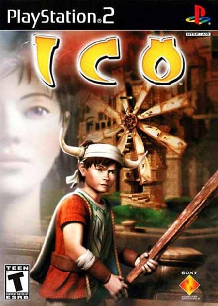 خرید بازی ایکو ICO برای پلی استیشن 2