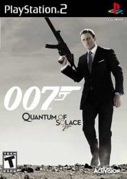 خرید بازی James Bond 007 Quantum of Solace برای PS2