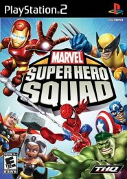 خرید بازی Marvel Super Hero Squad برای PS2