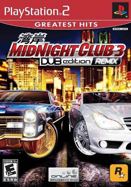 خرید بازی Midnight Club 3 DUB Edition برای PS2