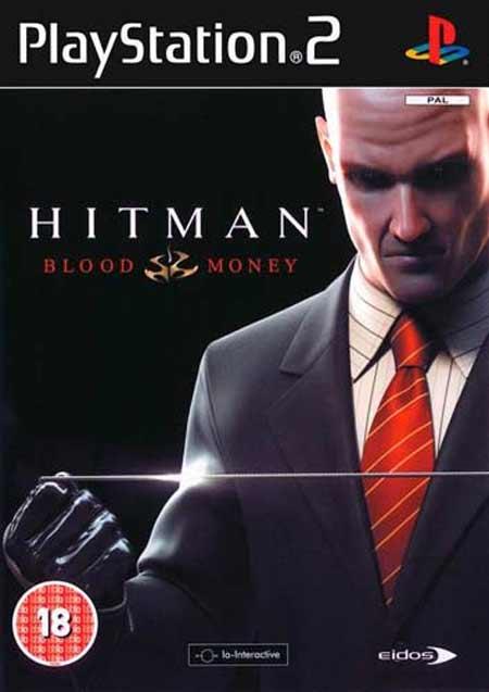 خرید بازی Hitman 4 Blood Money هیتمن 4 برای PS2