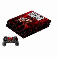 خرید برچسب پلی استیشن 4 پلی اینفینی مدل Red Dead Redemption 2 01