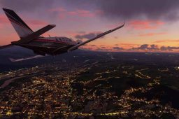 sh tralier Microsoft Flight Simulator