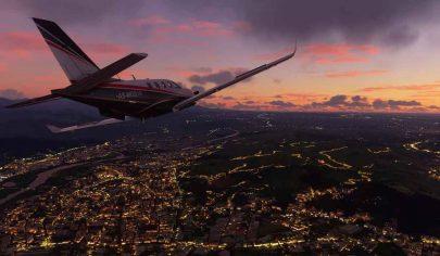 sh tralier Microsoft Flight Simulator