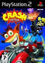 خرید بازی Crash Tag Team Racing کراش تگ تیم برای PS2
